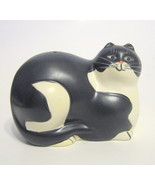 Sakura Tuxedo Cat Pepper Shaker by Warren Kimble QC 6 - $13.36