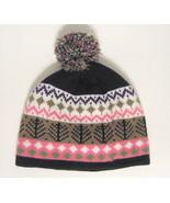 Unisex Winter Knit Hat Multiple Colors Pom Pom - $11.57