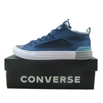 Converse Chuck Taylor All Star Ultra Light OX Sneakers Blue Size 10 Mens 160484C - $57.37