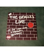 Beatles Live at the Star Club in Hamburg Germany  factory sealed - $35.00
