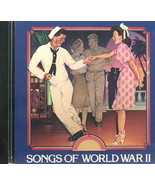 various artists: Songs of World War II (BRAND NEW CD) - $11.00