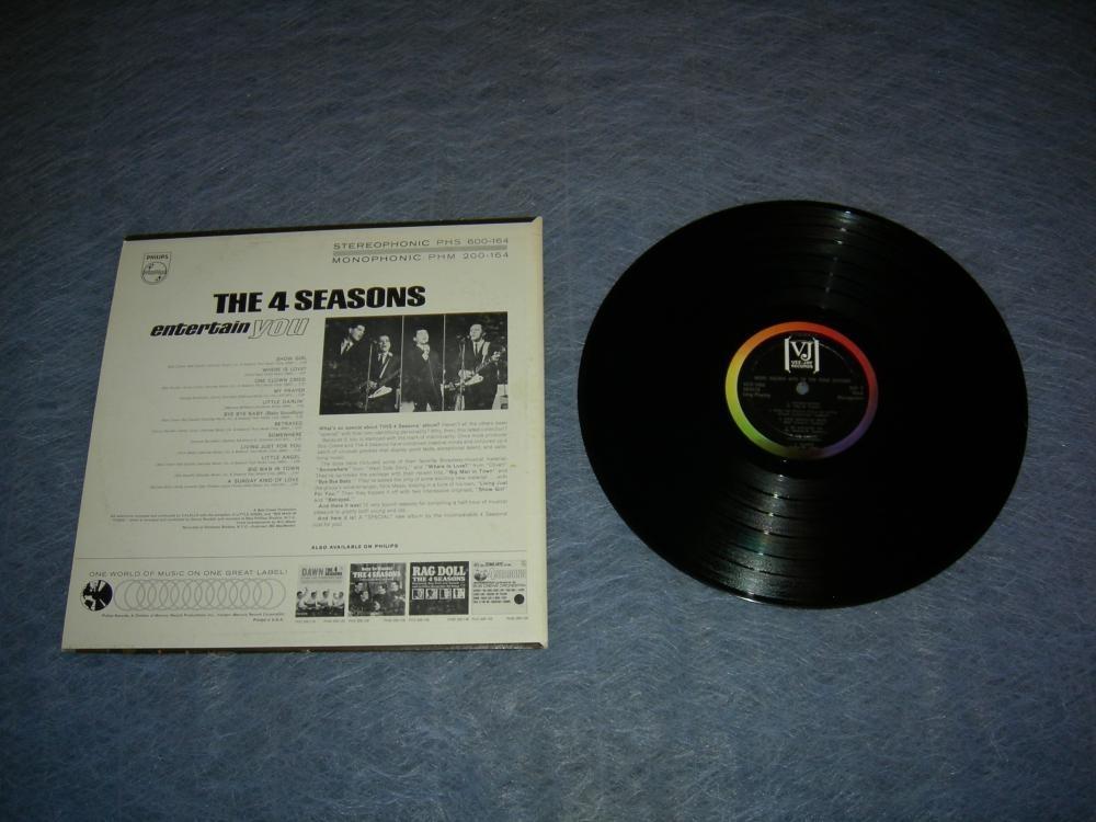 The Four Seasons Entertain You - 1965