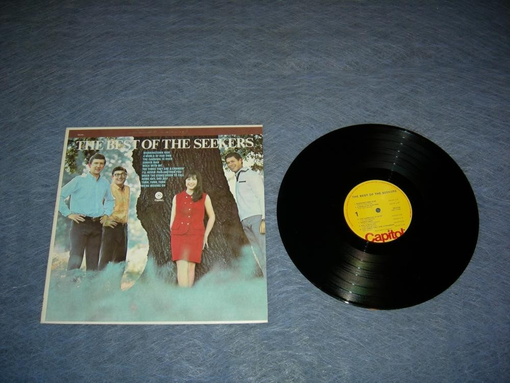 The Best Of The Seekers LP - 1968
