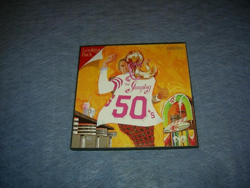 The Jumping 50s - 5LP Box Set - 1972
