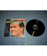 Pat Boone LP - Pats Great Hits - 1957 - $10.00