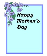 Happy Mothers Day302-Digital Download-ClipArt-A... - $3.00