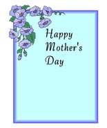 Happy Mothers Day304-Digital Download-ClipArt-A... - $3.00