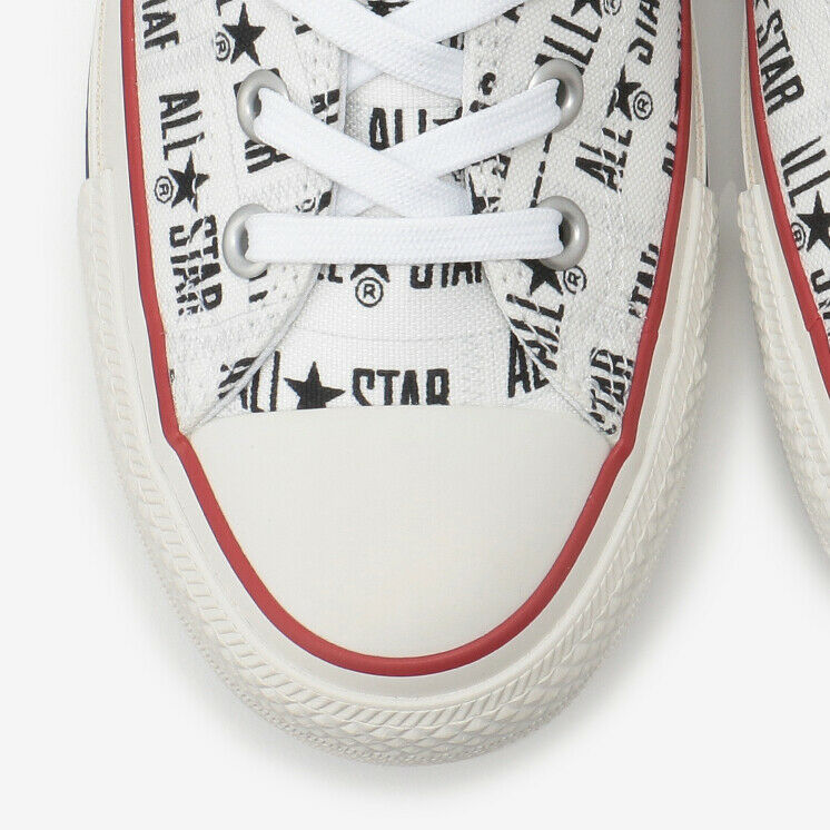 CONVERSE ALL STAR 100 MANYNAME OX White Chuck Taylor Japan Exclusive image 10