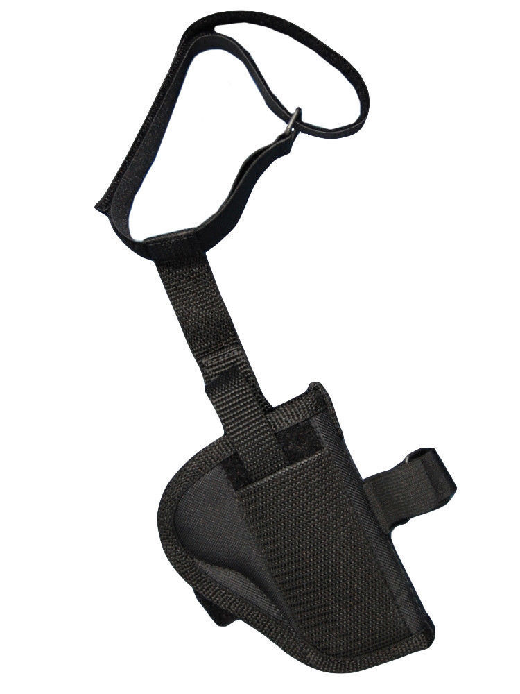 Barsony Gun Concealment Ankle Holster for Smith & Wesson 22 327 38 357 Snub 2""