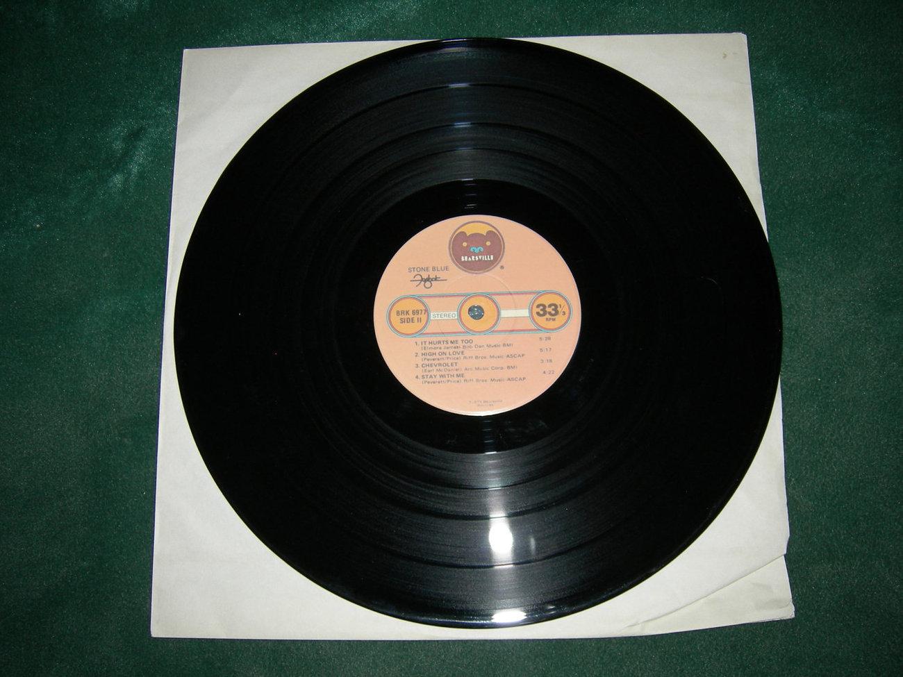 Foghat - Stone Blue - 1978 LP