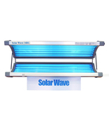 Solar Wave 16 Lamp Home Tanning Bed 110 Volts 30 Minute Tan Time - $1,699.00