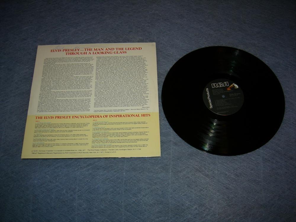 Elvis His Songs Of Inspiration - 1977 - Elvis Presley