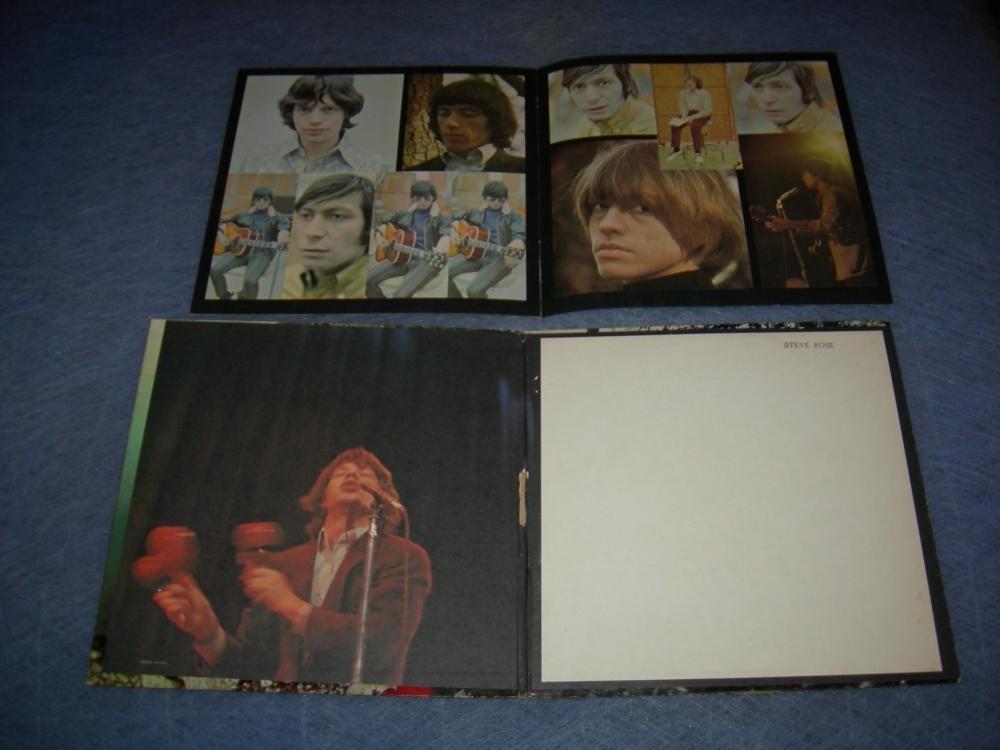 The Rolling Stones - Big Hits LP - 1966