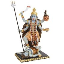 8.75 Inch Kali Mythological Indian Hindu God Statue Figurine - $45.53