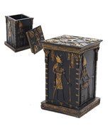 EGYPTIAN GOD TRINKET KEEPSAKE BOX - €26,76 EUR