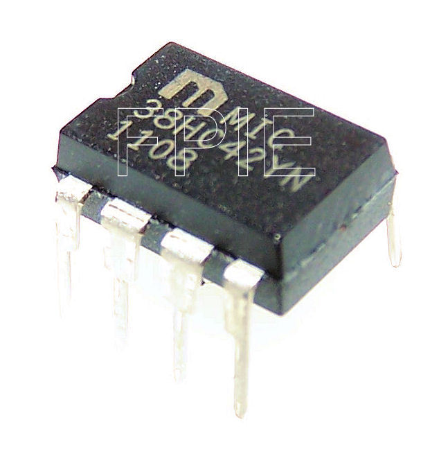 MIC38HC42YN BiCMOS 1A Current-Mode PWM Controller Micrel Semiconductor