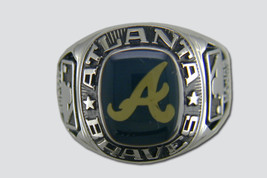 Atlanta Braves Ring by Balfour - $2.240,20 MXN
