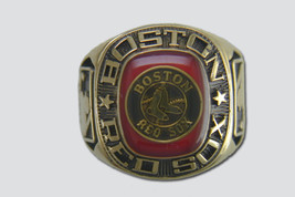 Boston Red Sox Ring by Balfour - $2.240,20 MXN