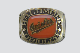 Baltimore Orioles Ring by Balfour - $2.240,20 MXN