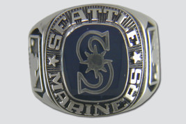 Seattle Mariners Ring by Balfour - $2.240,20 MXN