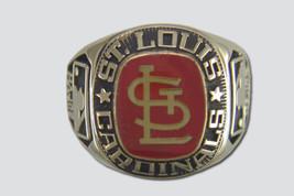 St. Louis Cardinals Ring by Balfour - $2.286,89 MXN