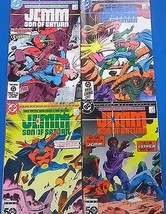 JEMM, SON OF SATURN lot (4) #4 #8 #9 #10 (1984/1985) DC Comics FINE- - $9.89