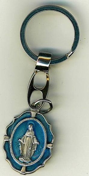 Key ring   miraculous meda 105.0204 001