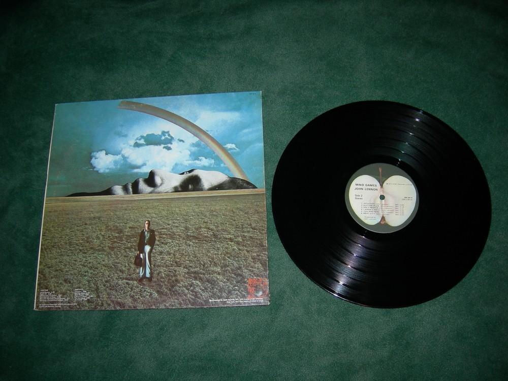 Mind Games - John Lennon - 1973
