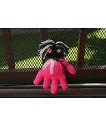 "Rag Glove Doll Easter Basket HANDmade Handhugged ""Pudding"" Stuffed Anima... - $14.95"