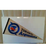Toronto Argonauts Pennant (Vintage) - From 1970s - Rare - $48.00