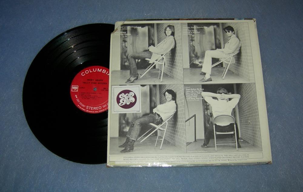 Moby Grape - Truly Fine Citizen -1969