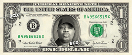 CHUCK D on REAL Dollar Bill Collectible Celebrity Cash Money Gift  - $4.44