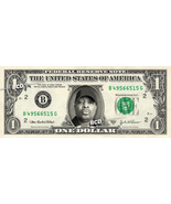 CHUCK D on REAL Dollar Bill Collectible Celebrity Cash Money Gift  - $83,95 MXN