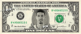 DANNY GREEN on REAL Dollar Bill Collectible Celebrity Cash Money Gift  - $4.44