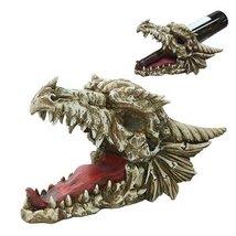 Dragon Skull Wine Bottle Holder - $31.67
