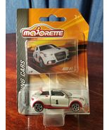 MAJORETTE DIECAST AUDI A1 1/8 RACING CARS SERIES 1 - $5.95