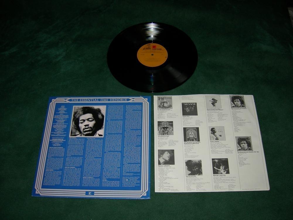 The Essential Jimi Hendrix Volume Two - 1979