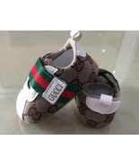Newborn Babay Boys and Girls First Walking Shoes Soft Bottom Toddler Sho... - $16.99
