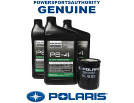 2016-2018 Polaris RZR XP Turbo XP 4 EPS OEM Oil Change Kit 2881696 - $47.99