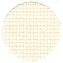 Ivory 11ct Aida 36x51 (1yd) cross stitch fabric Wichelt - $29.70