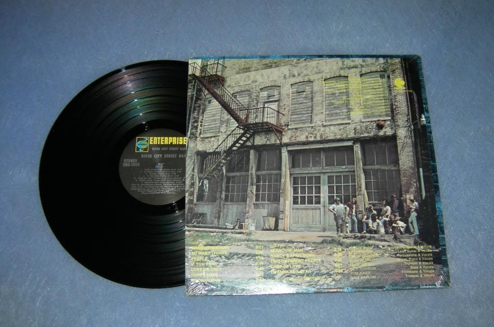 River City Street Band - LP - 1971