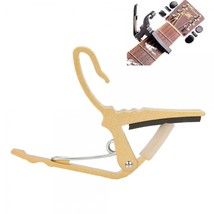 Golden quick change guitar capo for acoustic electric guitar nologo 600x600 thumb200