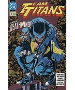 Team Titans #8 [Comic] by Marv Wolfman; Phil Jimenez - $3.91