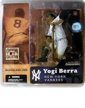 McFarlane Toys MLB Cooperstown Series 1 Action Figure Yogi Berra (New Yo... - $79.19