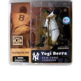 Primary image for McFarlane Toys MLB Cooperstown Series 1 Action Figure Yogi Berra (New York Ya...