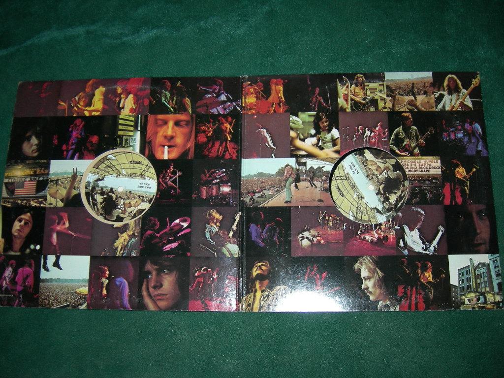 Humble Pie - Performance Rockin' the Fillmore LP - 1971