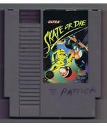 ORIGINAL Vintage Tested 1988 Ultra Skate or Die Nintendo NES Cartridge - $13.99