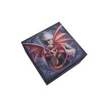 5 Inch Dragonkin Fairy Jewelry/Trinket Box with Mirror Figurine - $12.87