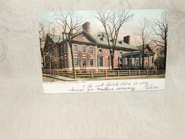 1909 POSTCARD Harvard Union Building McKim Mead & White Cambridge MAss - $10.00