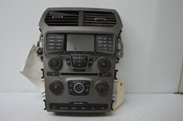 14 15 Ford Exploer Oem Radio Control Panel EB5T-18A802-AA Tested P66#009 - $68.06